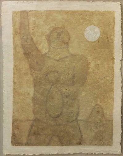 Rufino Tamayo, 'HOMBRE CON CORAJE', 1982