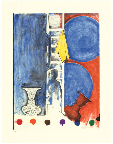 Jasper Johns, 'Untitled', 2011