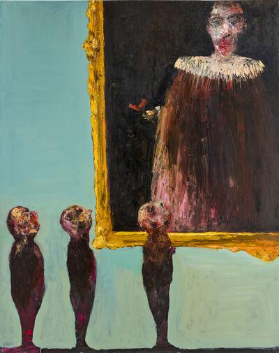 Niyaz Najafov, 'Portrait 2', 2015