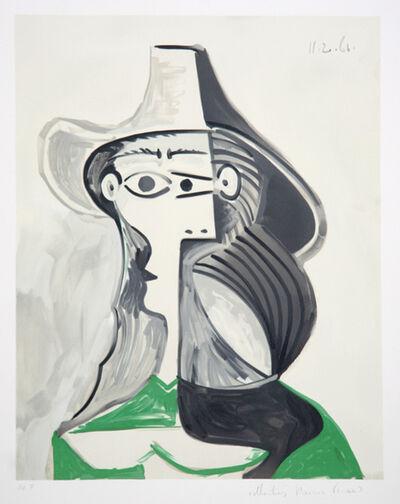 Pablo Picasso, 'Femme Au Chapeau', 1979-1982