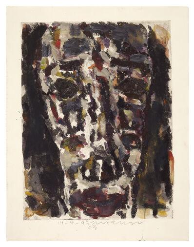 Marwan (Marwan Kassab-Bachi), 'Head', 2003