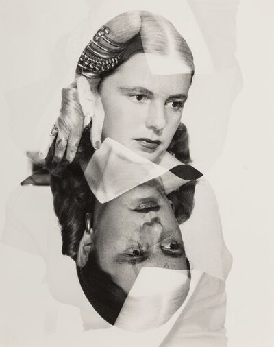 Man Ray, 'Mrs. Julienne Levy', 1945
