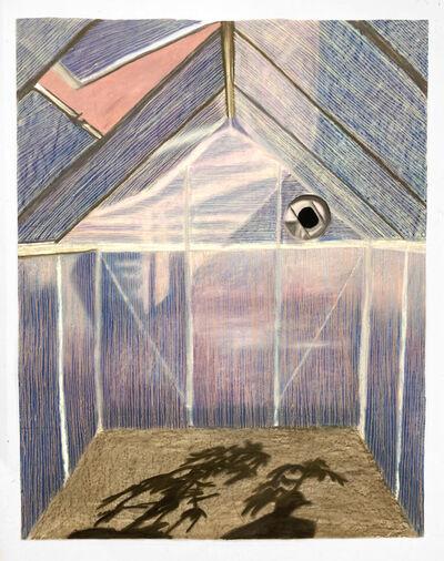 Kelsey Shwetz, 'Drawing for Herb Shed', 2021