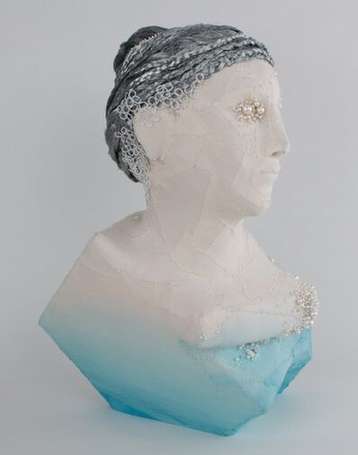 Tasha Lewis, 'Silver Crown', 2018