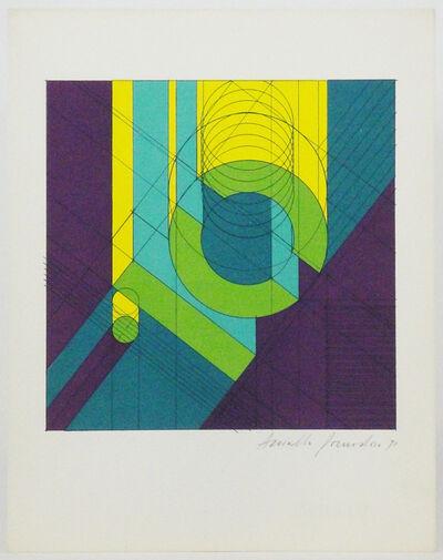 Arnaldo Pomodoro, 'Untitled', 1970-1979