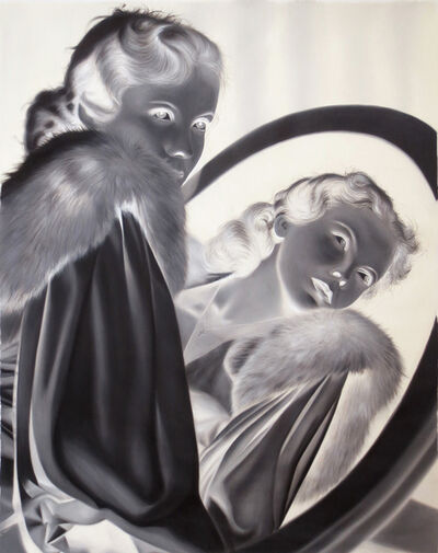 Tim Sullivan, 'White Shadow (Ida Lupino)', 2014