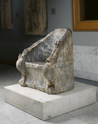'Throne',  4th century B.C.