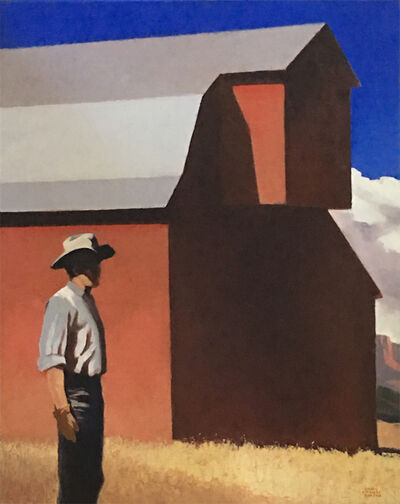 """Gary Ernest Smith, ' """"Rural American Images"""" ', 2018"""