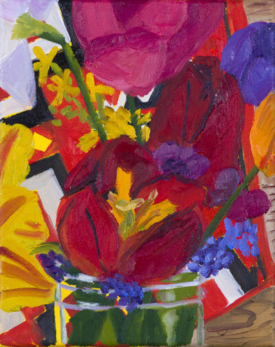 Anna Valdez, 'Garden Flowers', 2017