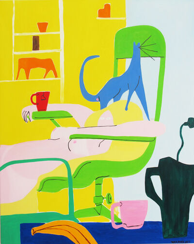 Todd James, 'Anna Banana Lemonade Afternoon', 2015
