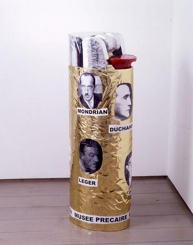 Thomas Hirschhorn, 'Musée précaire Albinet (Lighter) ', 2004