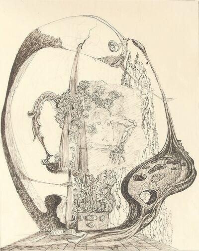Salvador Dalí, 'Study for Portrait of the Viscountess Marie-Laure de Noailles', ca. 1931