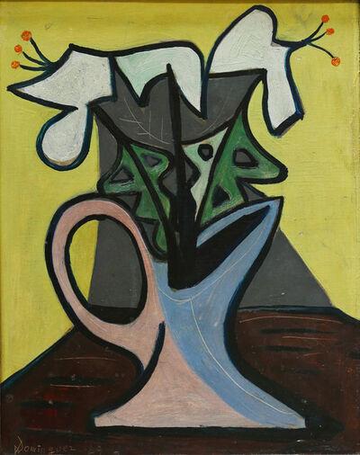 Óscar Domínguez, 'Bouquet', 1949