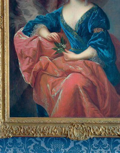 Robert Polidori, 'Françoise-Marie de Bourbon, Mademoiselle de Blois, duchesse d'Orleans, MV 8551, by François de Troy, 1692. Salles les princesses royales, (86) ANR.02.004, Salles du XVII, Aile du Nord - 1er etage, Versailles (RP.Vers.v3p031) (PKE20832)', 2009