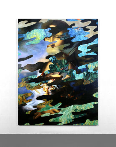 Dan Alva, 'Dan Alva, Sleeping With The Fishes', 2019