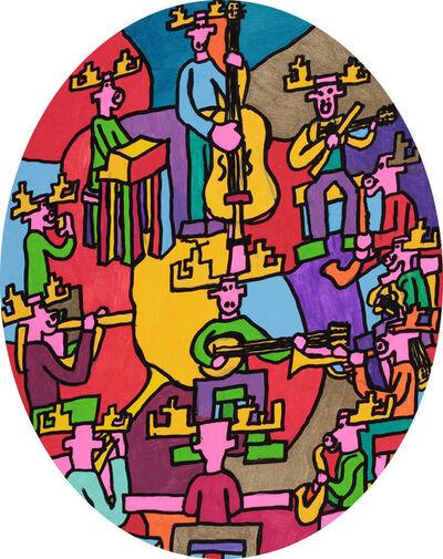 Leland Lee, 'Concert ', 2011