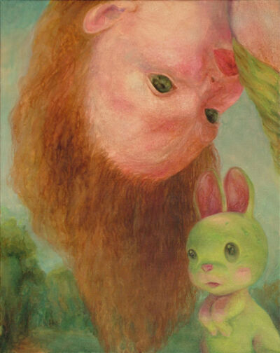Agnes Gazdag, 'Don't be afraid Bunny! ', 2009