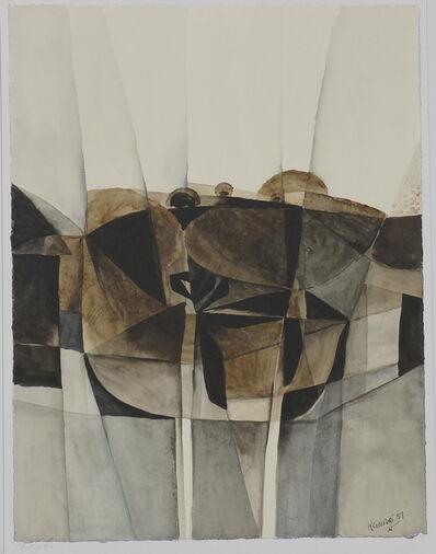 Alan Reynolds, 'Structure 59', 1959