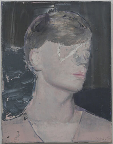 Alexander Tinei, 'Portrait of a boy', 2017