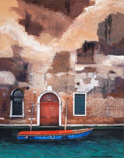 Robin Winfield, 'Venetian Dock to Door', 2018
