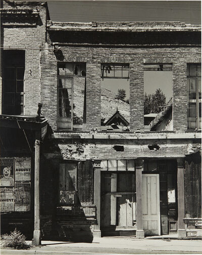 Alma Lavenson, 'Virginia City', 1943