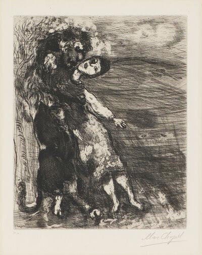 Marc Chagall, 'Le lion amoureux (C. 22)', 1952