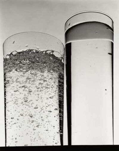Irving Penn, 'Two Glasses of Water (A)', 1970