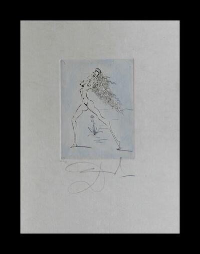 Salvador Dalí, 'Petites Nus (From Appolinaire) E', 1972