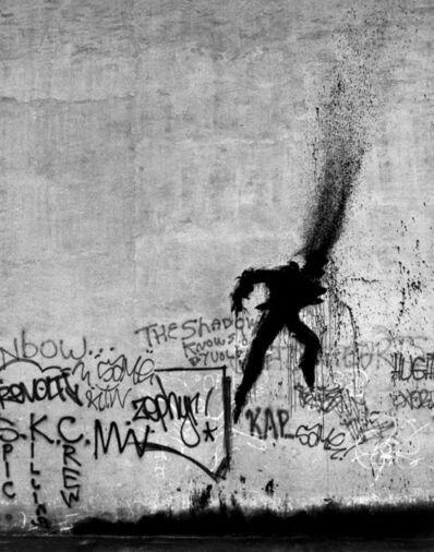 Hank O'Neal, 'Richard Hambleton - Spray Time', 2015