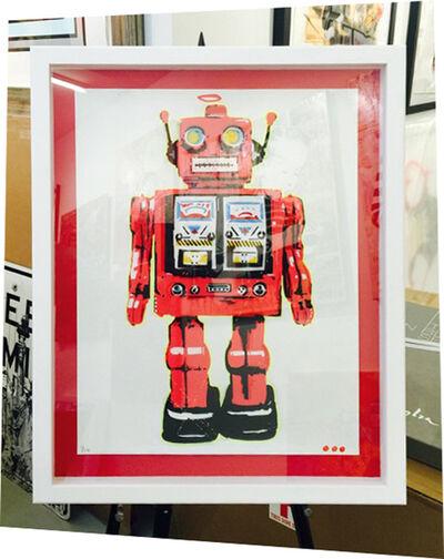 Sean Sullivan (Layer Cake), 'Robot (Red)'