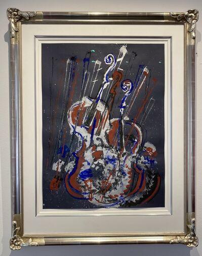 Arman (1928-2005), 'Concerto ', 1997
