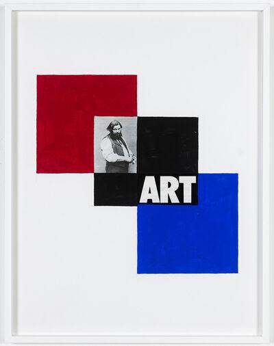 Albert Mertz, 'Kunst ', 1989