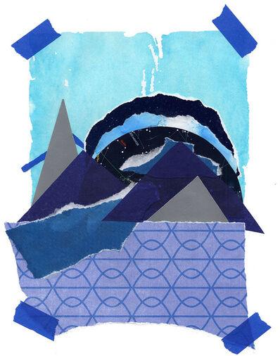 Allison Belolan, 'Moons over Mountains', 2020