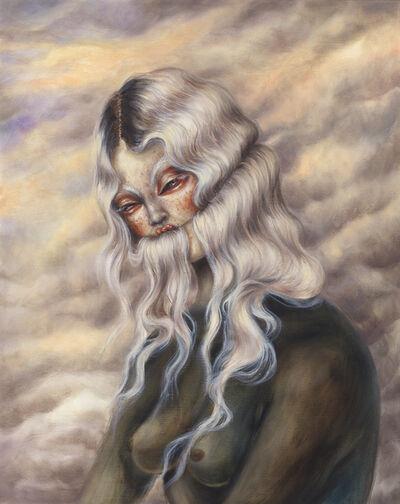 Miss Van, 'Pale Moonlight Muses VI', 2021