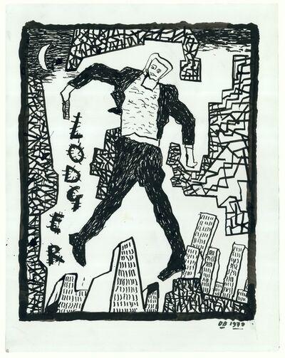 Derek Boshier, 'Lodger', 1979