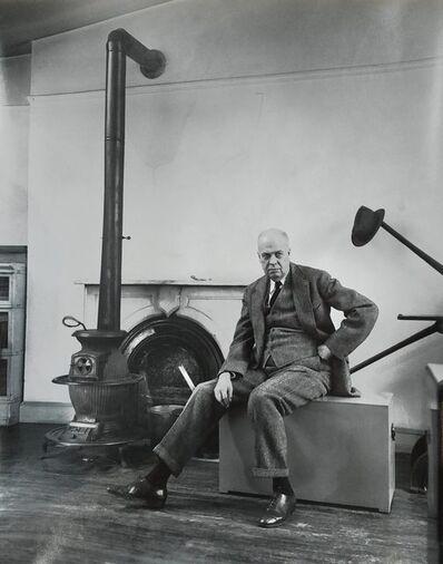 Berenice Abbott, 'Edward Hopper, New York, 1948', 1948