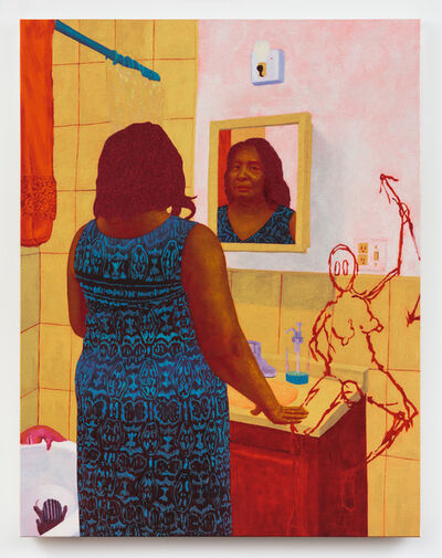 Arcmanoro Niles, 'How Much of My Mother Has My Mother Left in Me', 2018