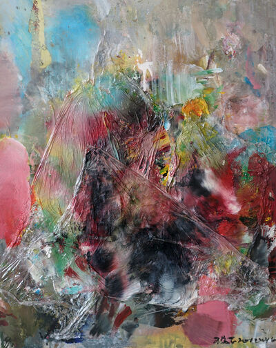 Wang Yigang 王易罡, 'Abstract Work Y33', 2012