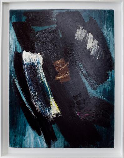Gérard Schneider, '1D (2-58)', 1958
