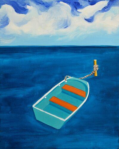 Jennifer Clifford Danner, 'The Row Boat', 2019