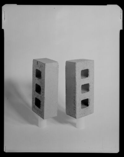 Peter Puklus, 'Simple product photo (two bricks)', 2016