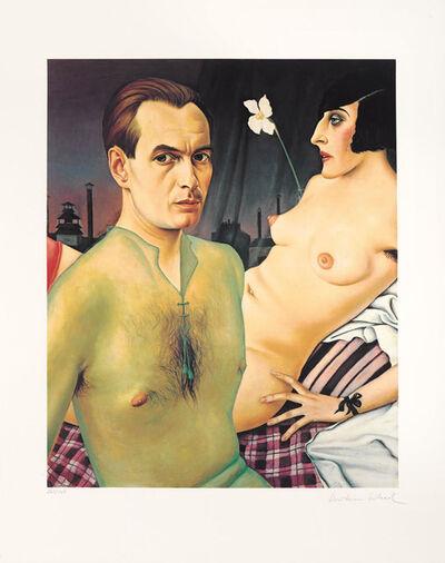 Christian Schad, 'Selbstbildnis', 1927