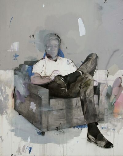 Lou Ros, 'CE', 2018