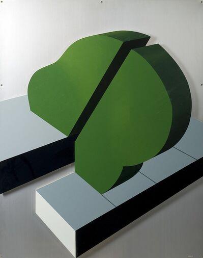 Gianfranco Pardi, 'Giardino pensile', 1969