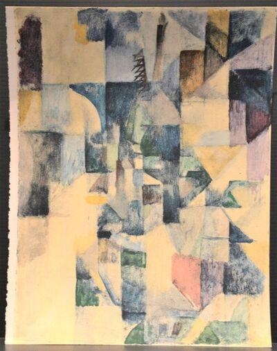 Robert Delaunay, 'La Fenêtre n.2', 1957