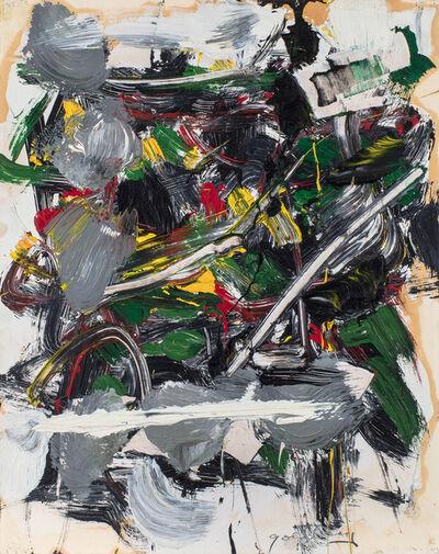 Michael Goldberg, 'Untitled', 1955