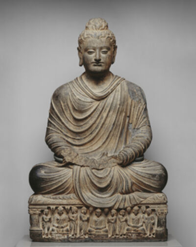 'Buddha', ca. 2nd-3rd century