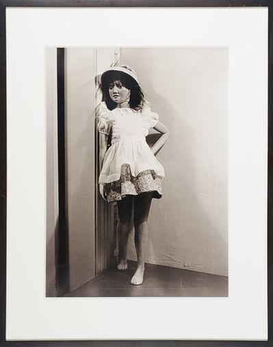 Morton Bartlett, 'Untitled (Girl in Doorway)', 2010
