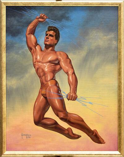 George Quaintance, 'Zeus', 1956