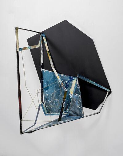 Sara Barker, 'Lapis Lazuli (it's Sonia Terk's)', 2015